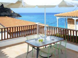 Lagadi Luxury Sea Side, διαμέρισμα στον Άγιο Νικήτα