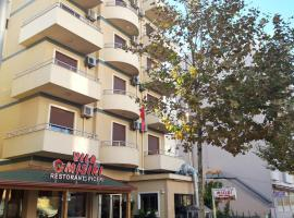 Hotel Vila Misiri, hotel in Durrës