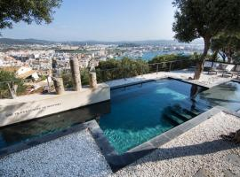 Hotel La Torre del Canonigo - Small Luxury Hotels, hotel in Ibiza City Centre, Ibiza Town