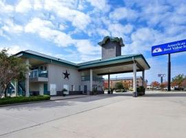 Americas Best Value Inn Fort Worth, hotel in Fort Worth