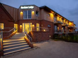 Nordsee Lodge, Hotel in der Nähe von: Sportboothafen, Pellworm