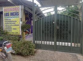 Hospedaje Los Incas, guest house in Puerto Inca