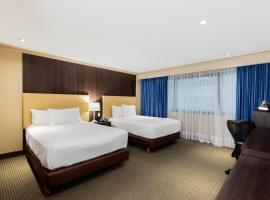 Hilton Mexico City Airport, hotel near Benito Juarez International Airport - MEX,