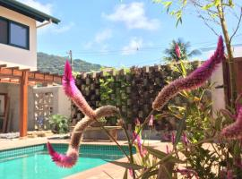 Nai'a Suites, guest house in Ubatuba