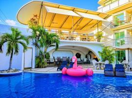Hotel Blue Star Cancun, hotel en Cancún