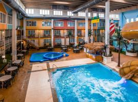 SureStay Plus Hotel by Best Western Seven Oaks, Hotel in Regina