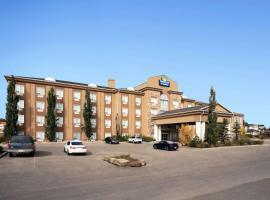 Days Inn & Suites by Wyndham Strathmore, hotel em Strathmore