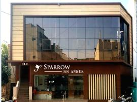 Sparrow Inn Ankur, accessible hotel in Alwar