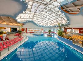 H2O-Hoteltherme, hotel with pools in Bad Waltersdorf