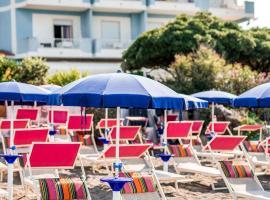 Hotel Mediterraneo, hotel in Sapri