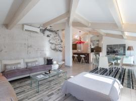 Appartement DELICE A, apartment in Saint-Tropez