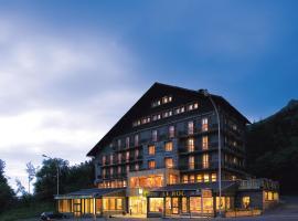 Logis Du Puy Ferrand, hôtel à Le Mont-Dore