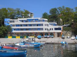 Ribarska Sreshta Family Hotel, hotel in Tsarevo