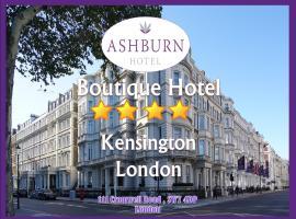 Ashburn Hotel, hotel near South Kensington Tube Station, London