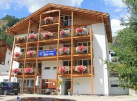 Apart Hotel Garni Alvetern, hotel in Samnaun