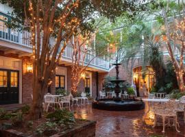 Hotel Provincial, hotel near Bourbon Street, New Orleans