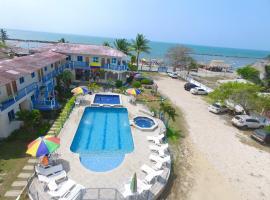 Hotel Brisas del Mar, hotel in Coveñas