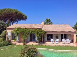 Villa La Pitchounette, hotel with pools in Saint-Tropez