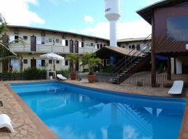 Hotel Refugio, hotel near Ilha Bonita Resort, Bonito