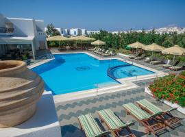 Astir Of Naxos, отель в Наксосе
