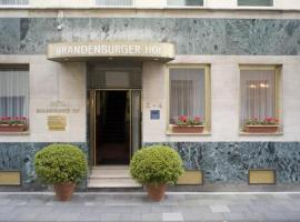 Hotel Brandenburger Hof, hotel in Cologne