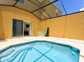 Cozy Townhouse with Splash Pool BV4566, hotel in Kissimmee