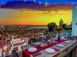Villa Beniarres Guest House B&B in Moraira, hotel que admite mascotas en Moraira