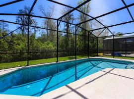 Wonderful Single Vacation Home with Pool BV0281, hotel in Kissimmee