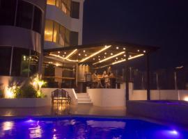 ホテル アレナル、サンタ・クルス・デ・ラ・シエラのホテル