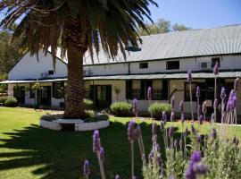 Lemoenfontein, country house in Beaufort West