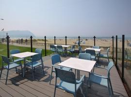 Seashore Inn on the Beach Seaside, motel in Seaside