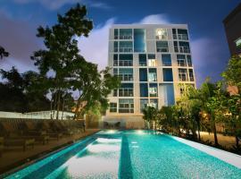 DeeProm Pattaya Hotel, hotel near King Power Pattaya Complex, Pattaya