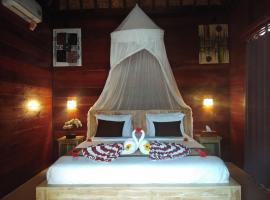 Molah Gili Villa, hotel near Bangsal Harbour, Gili Air