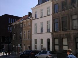 Designflats Gent, boetiekhotel in Gent