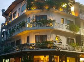 Elefin Bed and Breakfast, hotel a Bangkok
