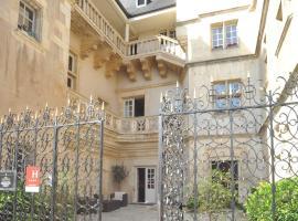 Hotel D'haussonville, hôtel à Nancy