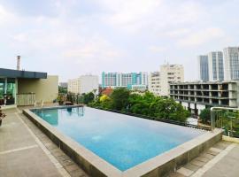 The Baile, hotel near Jatinegara Train Station, Jakarta