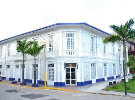 Casa Morey, hotel with pools in Iquitos