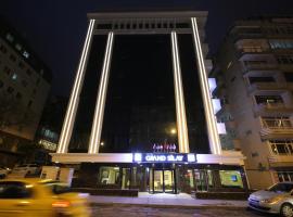 Grand Silay Hotel, hotel a Ankara
