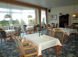 Hotel-Pension Ursula, Hotel in Bad Sachsa