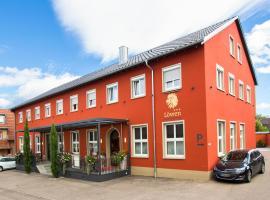 Hotel-Restaurant Löwen, hôtel à Rust près de: Europa-Park