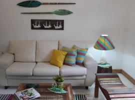 casa do pescador, hotel en Praia de Provetá