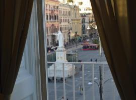 Il Viaggio di Dante Napoli Family, hotel romantico a Napoli