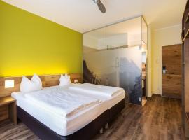 Basic Hotel Innsbruck, hotell i Innsbruck