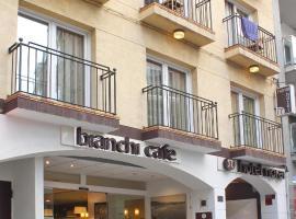 Hotel Norai, отель в Льорет-де-Маре