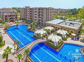 Cascadas Family Resort, apartment in Sunny Beach