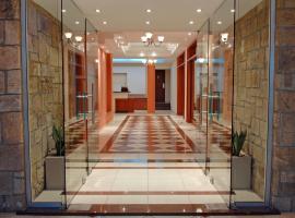 Pyramos Hotel, hotelli Pafoksessa