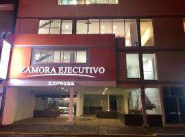 ZAMORA EJECUTIVO EXPRESS, hotel in Zamora de Hidalgo