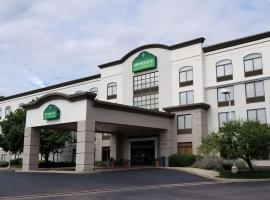 Wingate by Wyndham - Charlotte Airport South I-77 at Tyvola, Hotel in Charlotte