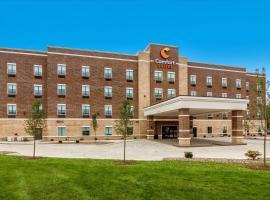 Comfort Suites, hôtel à Wooster